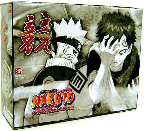Naruto Card Game Eternal Rivalry Booster Box [24 Packs]
