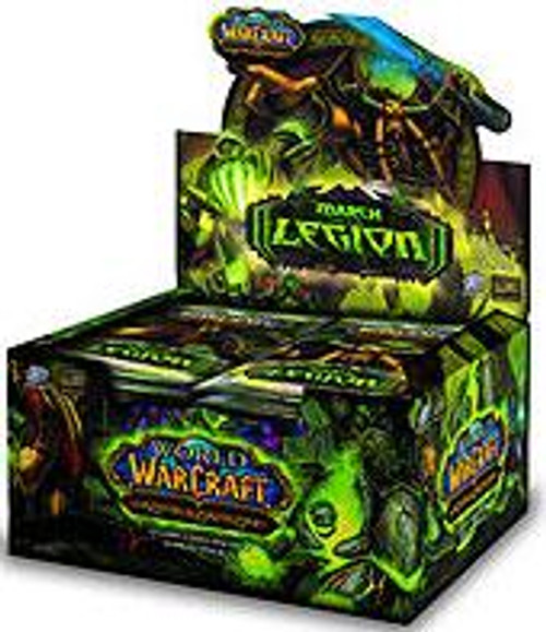 World of Warcraft Trading Card Game March of the Legion Booster Box