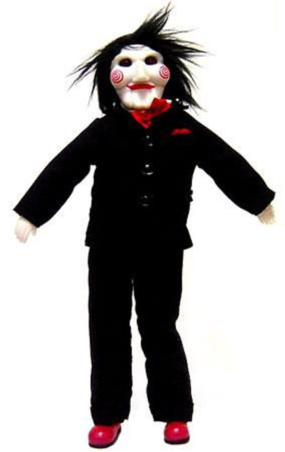 NECA Billy the Jigsaw Puppet 10-Inch Plush Figure