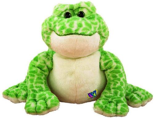 Webkinz Spotted Frog Plush