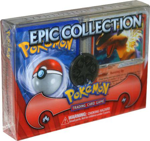 Pokemon Epic Collection Typhlosion EX Starter Deck [Sealed]
