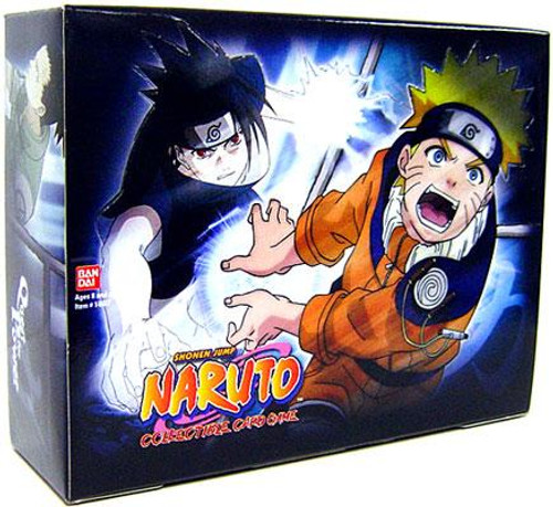 Naruto Card Game Quest for Power Booster Box [24 Packs]