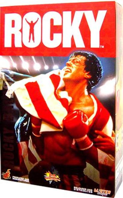 Movie Masterpiece Rocky Balboa 1/6 Collectible Figure