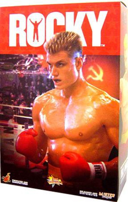 Rocky Movie Masterpiece Ivan Drago 1/6 Collectible Figure
