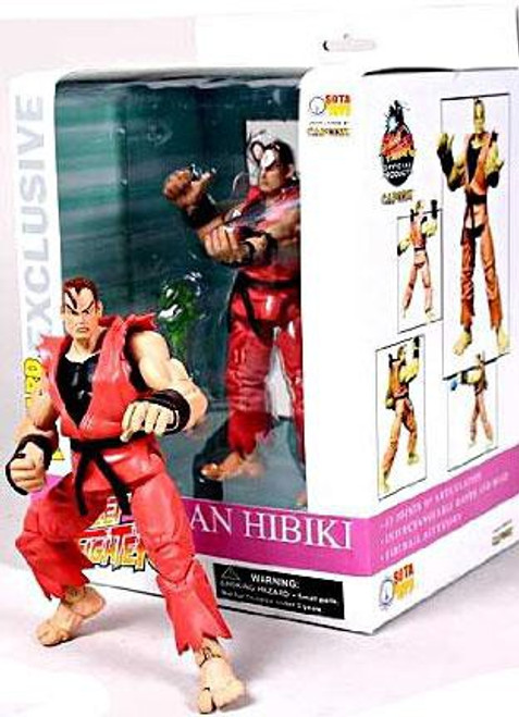 Street Fighter Revolution Dan Hibiki Exclusive Action Figure