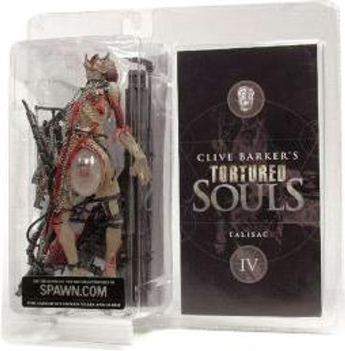 McFarlane Toys Clive Barker's Tortured Souls Talisac Action Figure #4