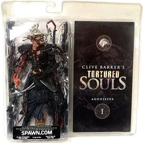 McFarlane Toys Clive Barker's Tortured Souls Agonistes Action Figure #1