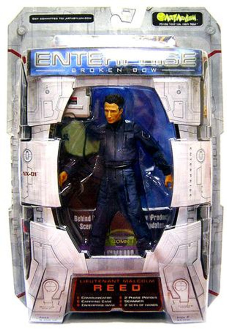 Star Trek Enterprise Broken Bow Lieutenant Malcolm Reed Action Figure