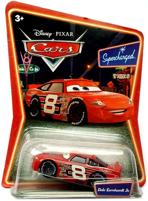Disney Cars Supercharged Dale Earnhardt Jr. Diecast Car