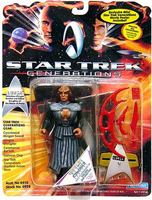 Star Trek Generations Lursa Action Figure