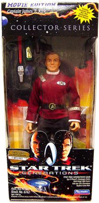 Star Trek Generations Deluxe Captain James T. Kirk Action Figure