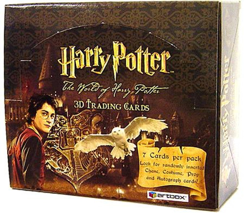 The World of Harry Potter Trading Card Box [Hobby Edition]