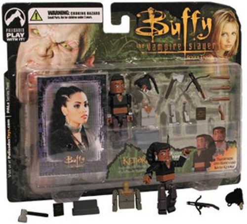 Buffy The Vampire Slayer PALz Series 2 Kendra Mini Figure