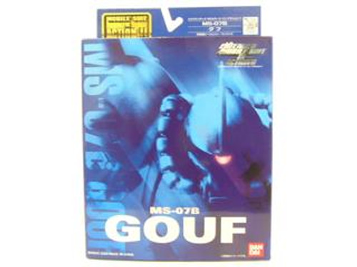Gundam Extended Mobile Suit in Action Gouf Action Figure [MS-07B]