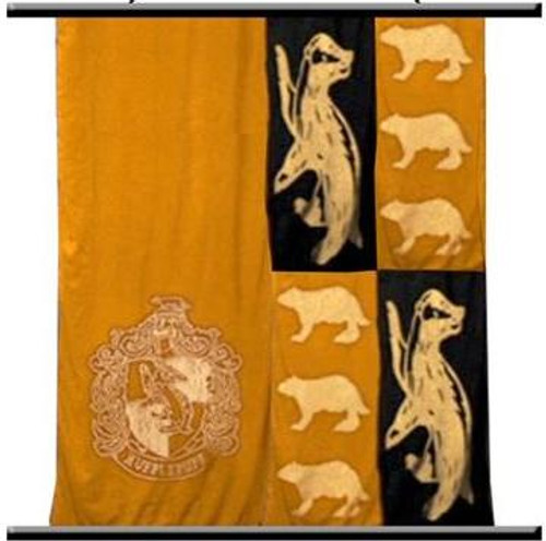 NECA Harry Potter Hufflepuff Wall Scroll