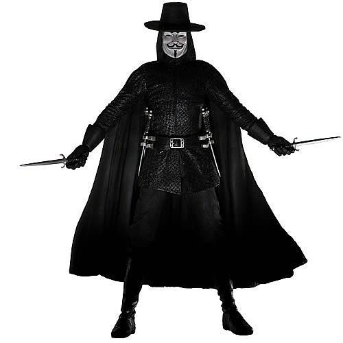 NECA V for Vendetta V 12 Inch Action Figure