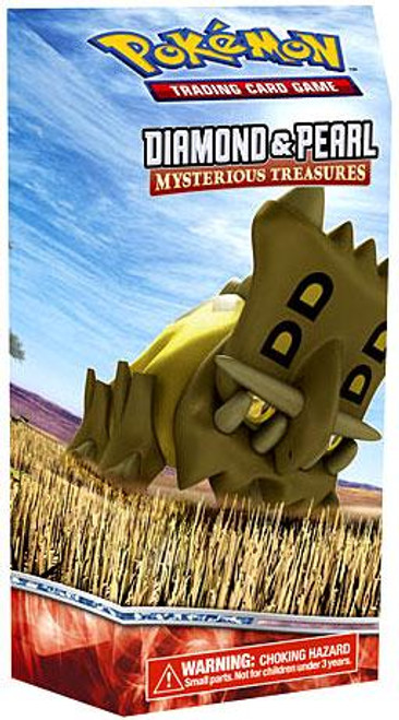 Pokemon Mysterious Treasures Armor Fortress Theme Deck [Sealed Deck]