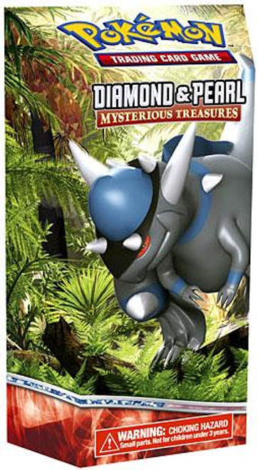 Pokemon Mysterious Treasures Skull Charge Theme Deck [Sealed Deck]