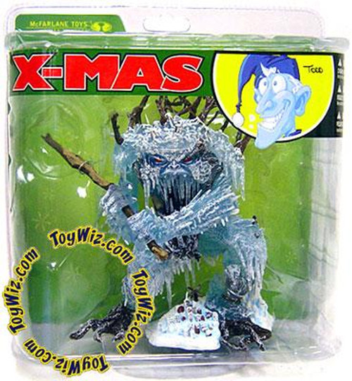 McFarlane Toys McFarlane's Monsters X-Mas Jack Frost Action Figure
