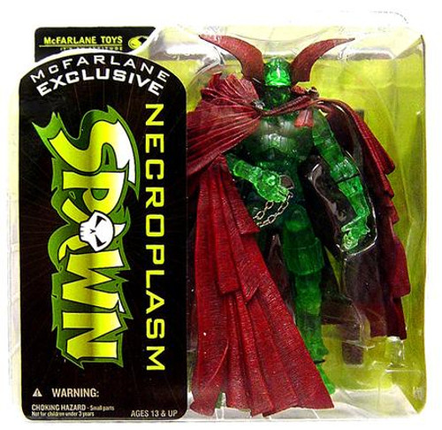 McFarlane Toys Exclusives Necroplasm Spawn 2 Exclusive Action Figure