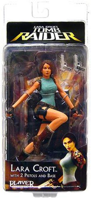 NECA Tomb Raider Player Select Lara Croft Action Figure [Anniversary]