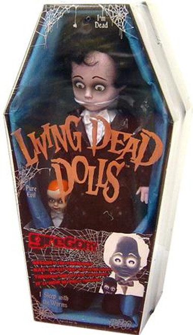 Living Dead Dolls Series 14 GregGORY Doll