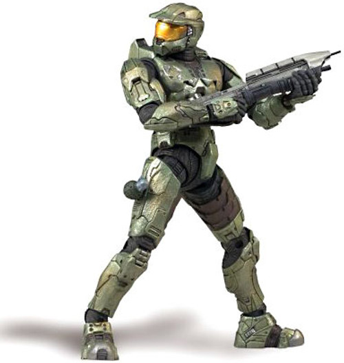 McFarlane Toys Halo 3 Series 1 Master Chief Action Figure [Green]