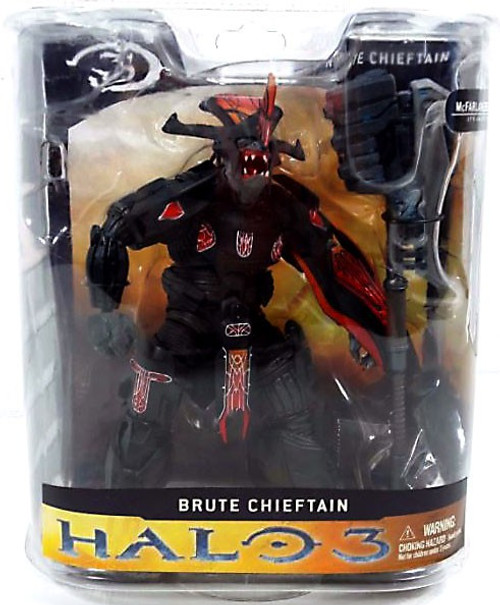 McFarlane Toys Halo 3 Series 1 Brute Chieftain Action Figure