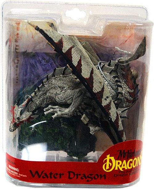 McFarlane Toys McFarlane's Dragons The Fall of the Dragon Kingdom Series 7 Water Dragon Clan Action Figure