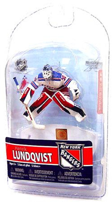 McFarlane Toys NHL New York Rangers Sports Picks 3 Inch Mini Series 5 Henrik Lundqvist Mini Figure