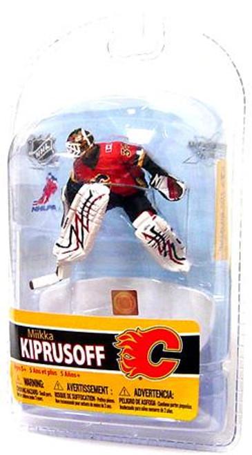 McFarlane Toys NHL Calgary Flames Sports Picks 3 Inch Mini Series 5 Miikka Kiprusoff Mini Figure