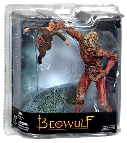 McFarlane Toys Beowulf Grendel Action Figure