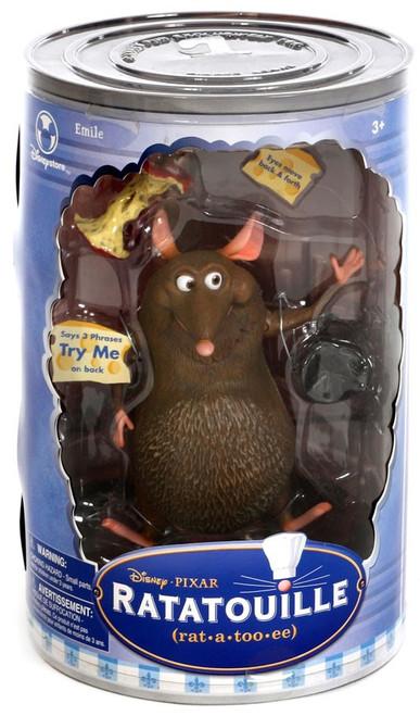 Disney / Pixar Ratatouille Talking Figures Emile Exclusive Action Figure