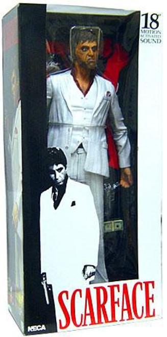 NECA Scarface Tony Montana Action Figure [White Suit]