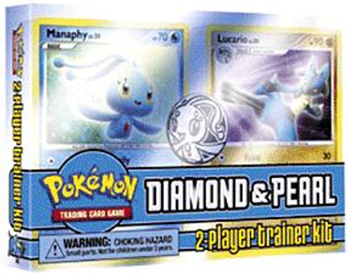 Pokemon Diamond & Pearl 2-Player Starter Set [Sealed]