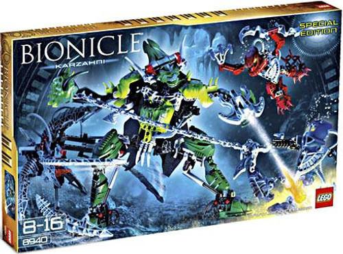 LEGO Bionicle Karzahni Set #8940