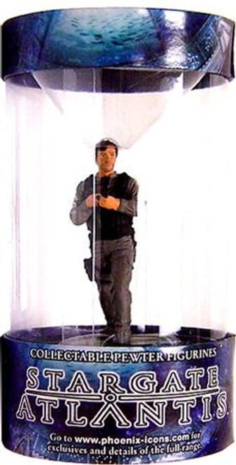Stargate Atlantis Series 1 Lieutenant Colonel John Sheppard Pewter Figure