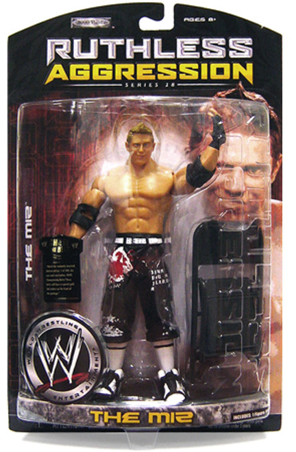 WWE Wrestling Ruthless Aggression Series 28 The Miz Action Figure