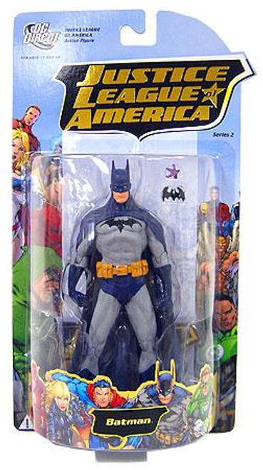 Justice League of America Series 2 Batman Action Figure