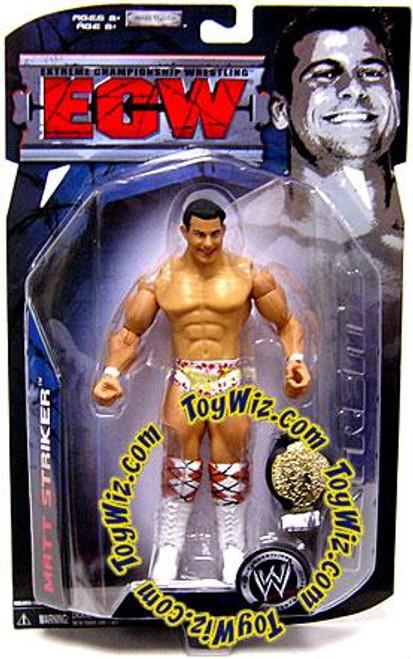 ECW Wrestling ECW Series 3 Matt Striker Action Figure