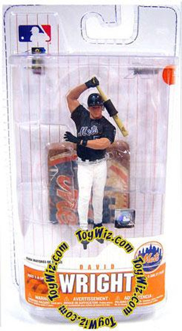 McFarlane Toys MLB New York Mets Sports Picks 3 Inch Mini Series 6 David Wright Mini Figure
