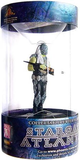 Stargate Atlantis Series 1 Wraith Warrior Pewter Figure