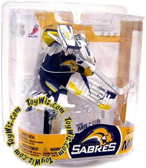 McFarlane Toys NHL Buffalo Sabres Sports Picks Series 17 Ryan Miller Action Figure