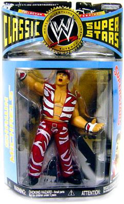 WWE Wrestling Classic Superstars Series 16 Shawn Michaels Action Figure