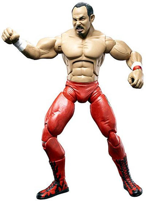 WWE Wrestling Deluxe Aggression Series 11 Chavo Guerrero Action Figure