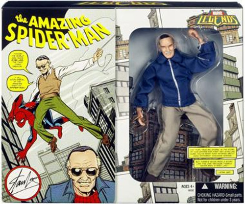 Marvel Legends Exclusives Stan Lee Exclusive Action Figure