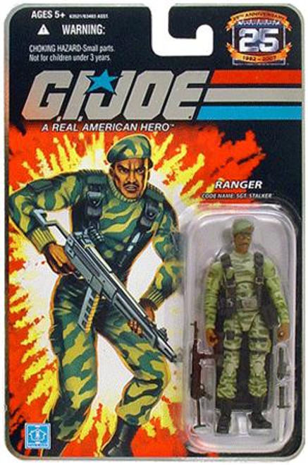 GI Joe 25th Anniversary Wave 3 Stalker Action Figure