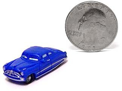 Disney Cars Mini Plastic Cars Doc Hudson 1-Inch Mini Car [Loose]