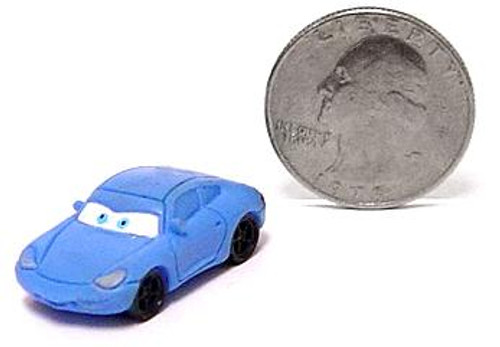 Disney Cars Mini Plastic Cars Sally 1-Inch Mini Car [Loose]