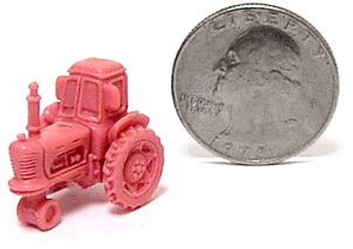 Disney Cars Mini Plastic Cars Tractor 1-Inch Mini Car [1 Tractor Loose]